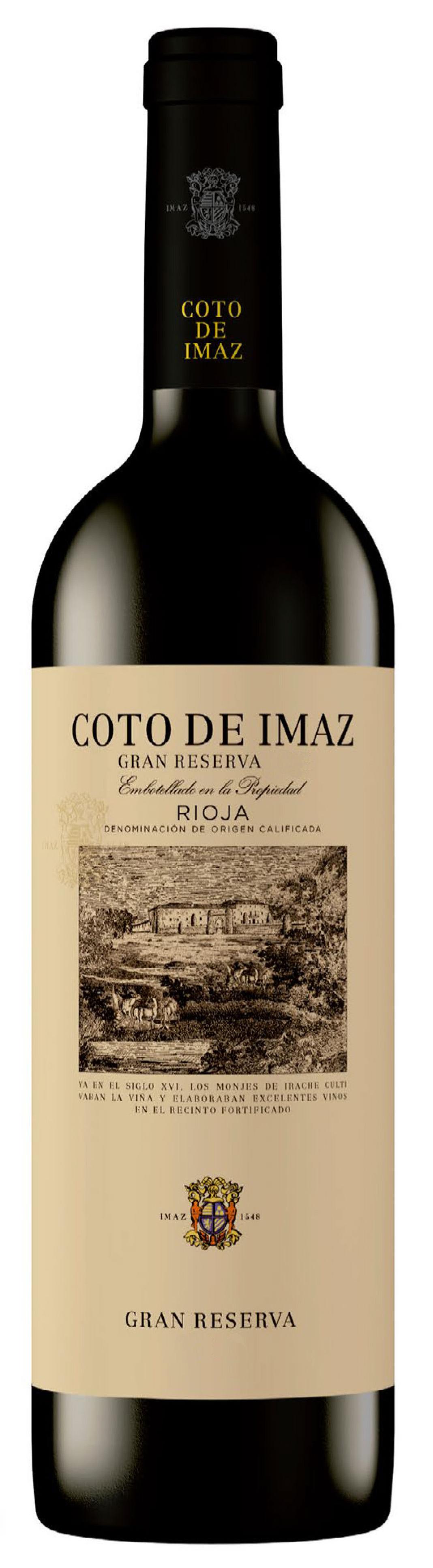 El Coto, Coto de Imaz Rioja Gran Reserva 2011