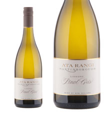 Ata Rangi, `Lismore` Martinborough Pinot Gris 2016