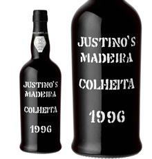 Justino's Madeira, Colheita 1996