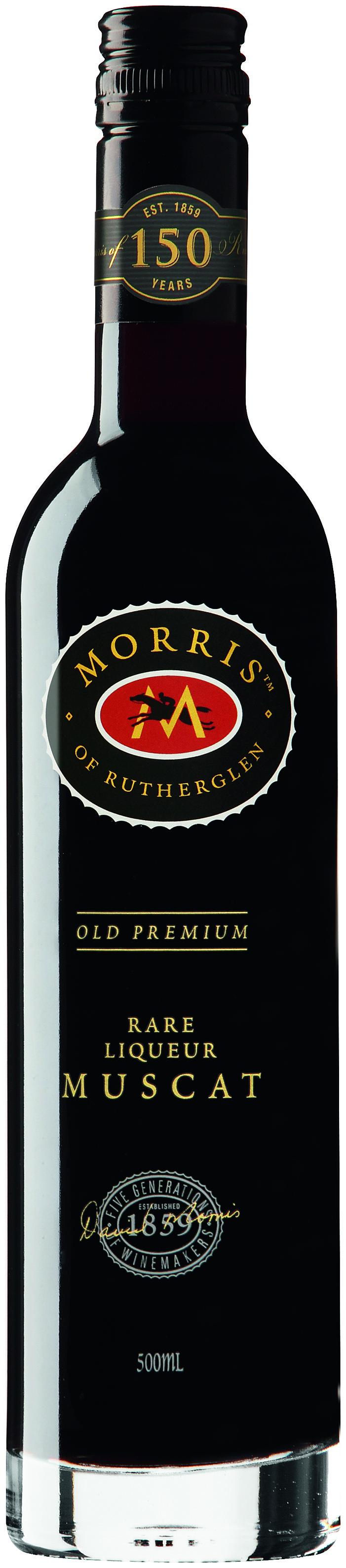 Morris of Rutherglen, Old Premium Rare Liqueur Muscat NV