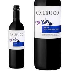 Calbuco, Merlot 2009