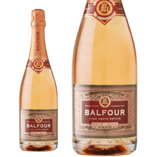 Hush Heath Estate, Balfour Brut Rosé  2014