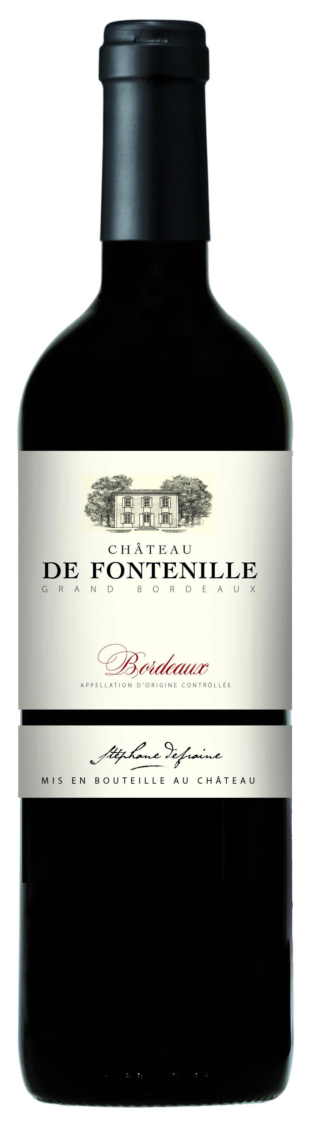 Château de Fontenille, Bordeaux Rouge 2015