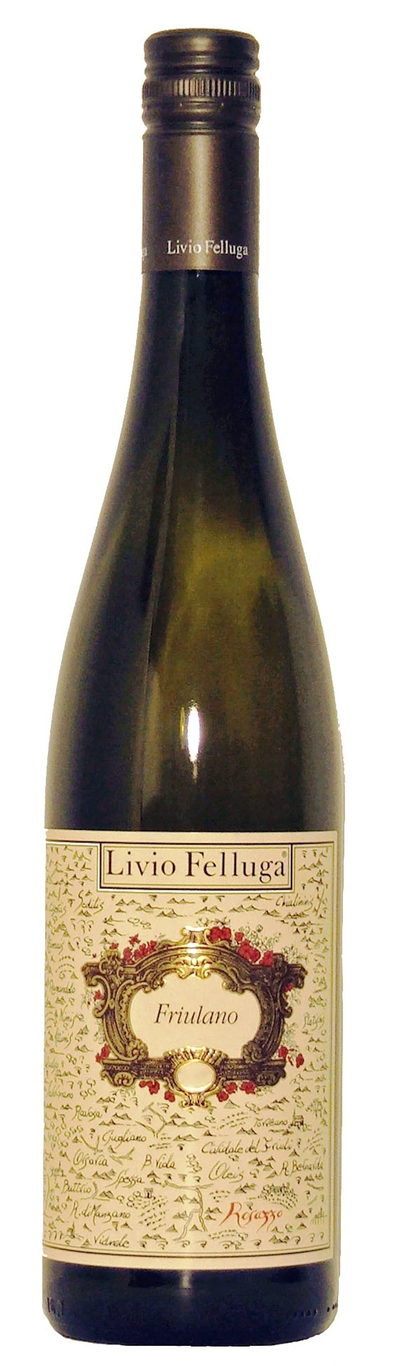 Livio Felluga, Friulano 2015