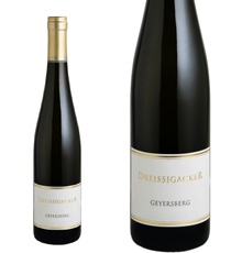 Dreissigacker, `Geyersberg` Riesling Trocken 2013