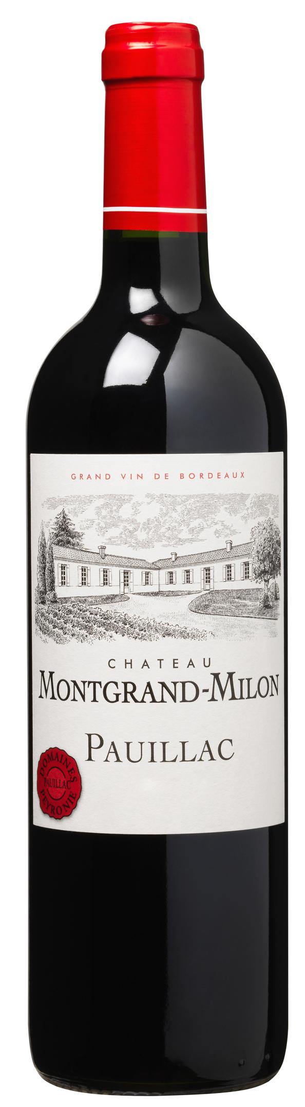 Château Montgrand-Milon, Pauillac 2014