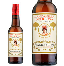 Valdespino, Manzanilla Deliciosa `En Rama` NV