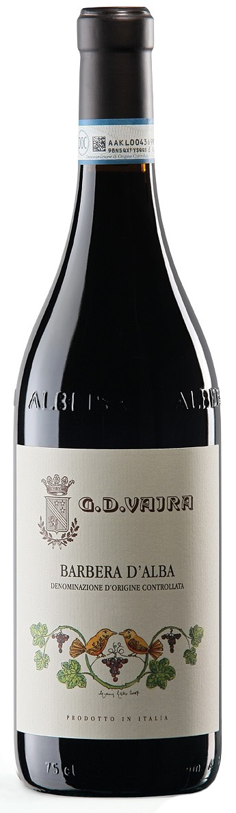 G.D. Vajra, Barbera d`Alba 2015