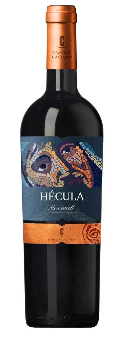 Familia Castaño, `Hécula` Monastrell DO Yecla 2015