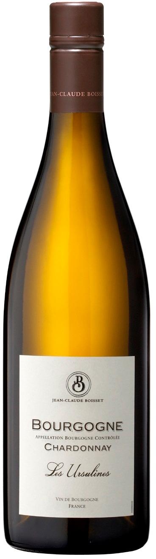 Jean-Claude Boisset, Bourgogne Chardonnay `Les Ursulines` 2016