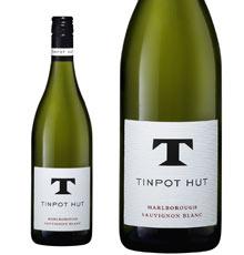 Tinpot Hut, Marlborough Sauvignon Blanc 2018