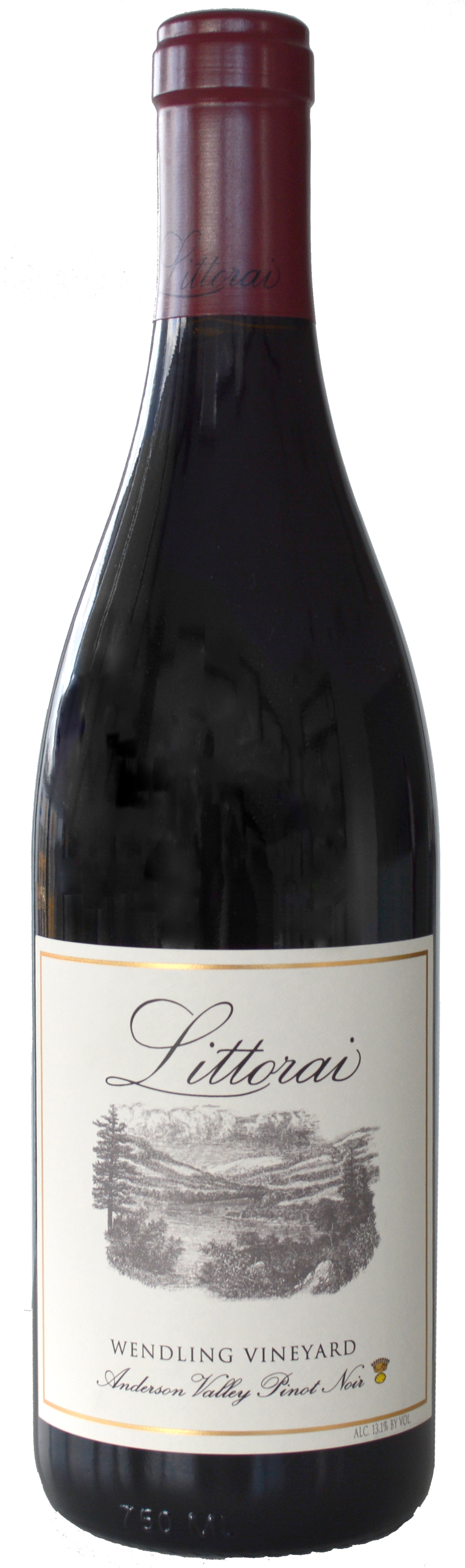 Littorai, `Wendling Vineyard` Anderson Valley Pinot Noir 2015