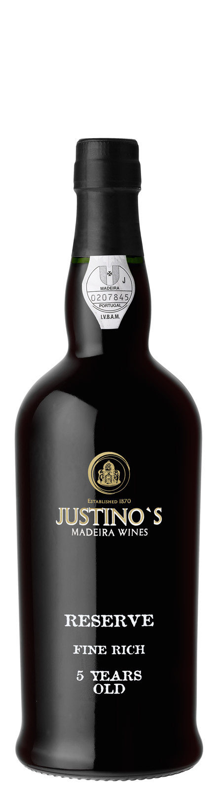 Justino's Madeira, 5 Year Old Fine Rich Reserve NV