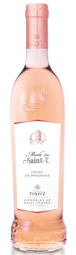 Chevalier Torpez, 'Made in Saint-T' Côtes de Provence Rosé 2016