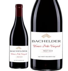 Bachelder, `Wismer-Parke` 20-Mile Bench Niagara Pinot Noir 2014