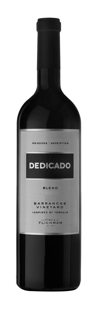 Finca Flichman Dedicado, 'Barrancas Vineyard' Blend 2015