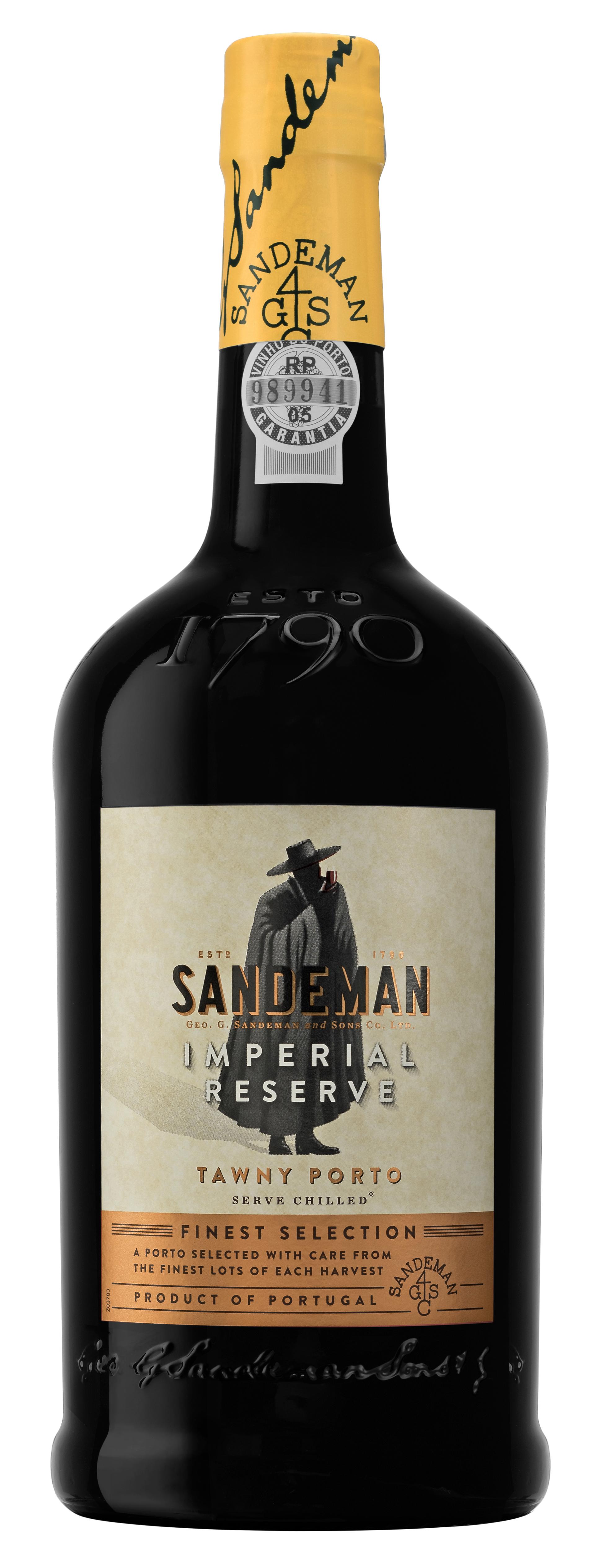 Sandeman, Imperial Tawny Port NV
