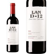 Bodegas LAN, Rioja D12 2012