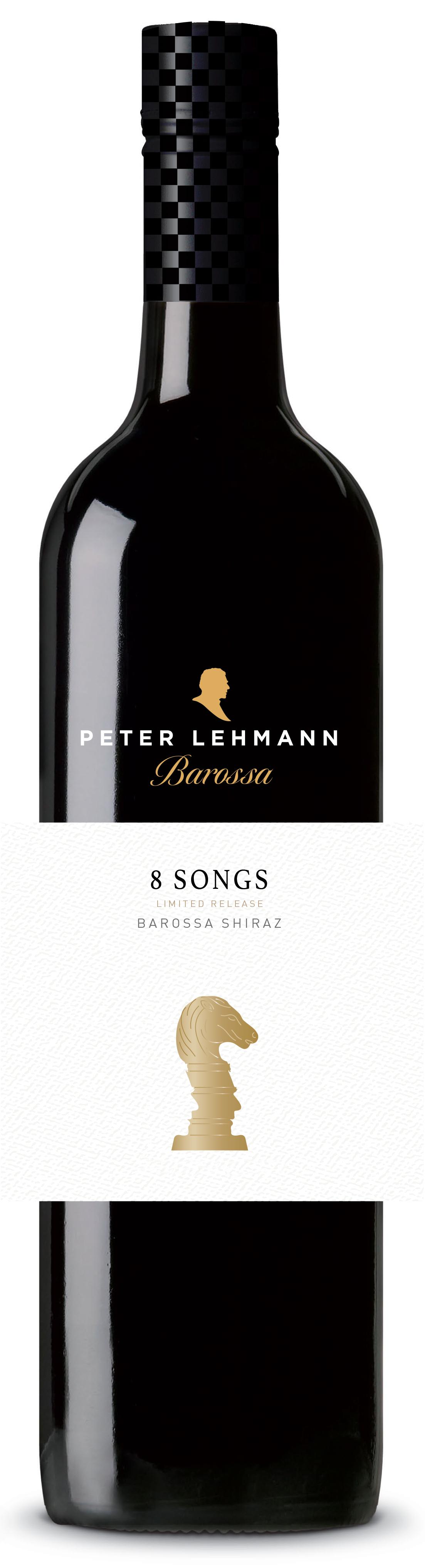 Peter Lehmann Masters, `8 Songs` Shiraz 2013