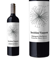 Dandelion Vineyards, `Menagerie of the Barossa` Grenache/Shiraz/Mataro 2016