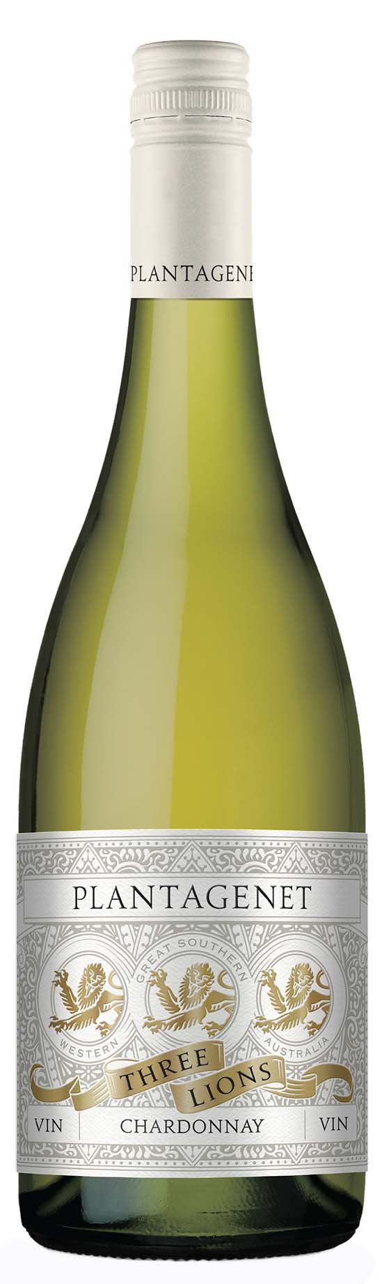 Three Lions, Great Southern Chardonnay 2017