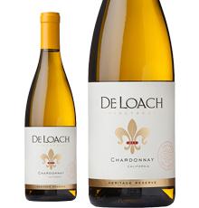 De Loach, `Heritage Reserve` California Chardonnay 2015