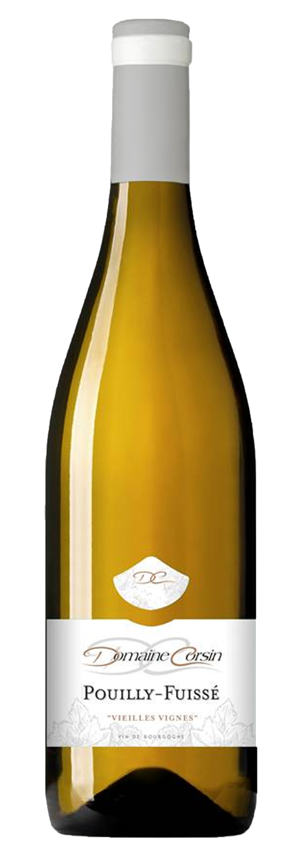 Domaine Corsin, Pouilly-Fuissé Vieilles Vignes 2015