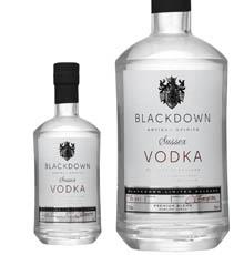 Blackdown, Sussex Vodka NV
