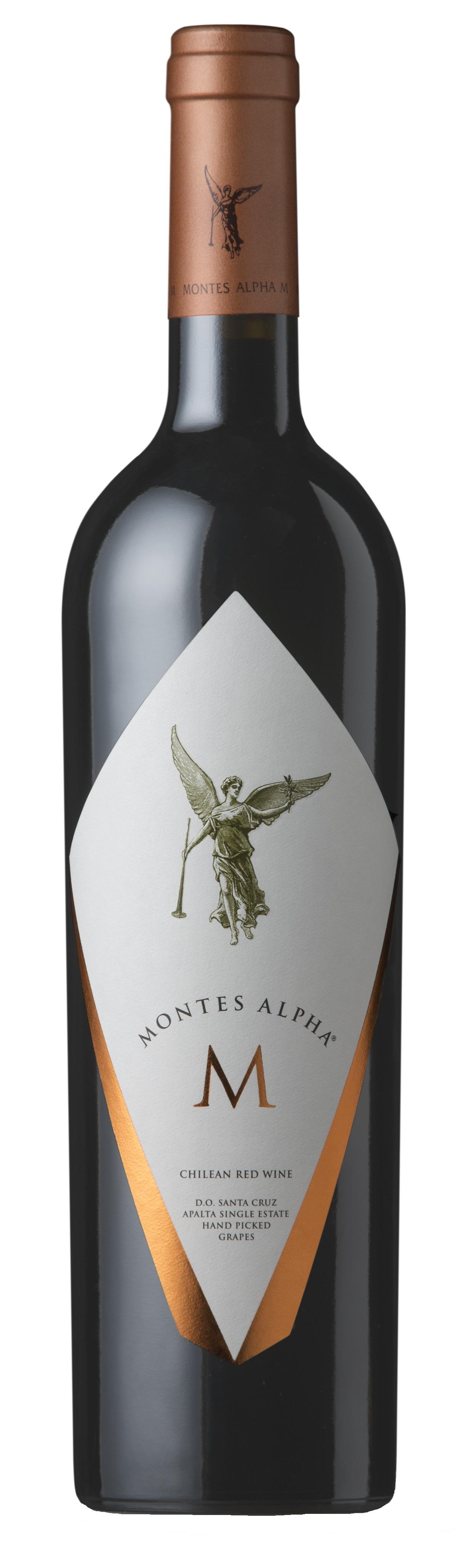 Montes, Alpha `M` Apalta Vineyard  2014