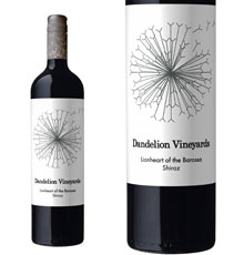 Dandelion Vineyards, `Lionheart of the Barossa` Shiraz 2016