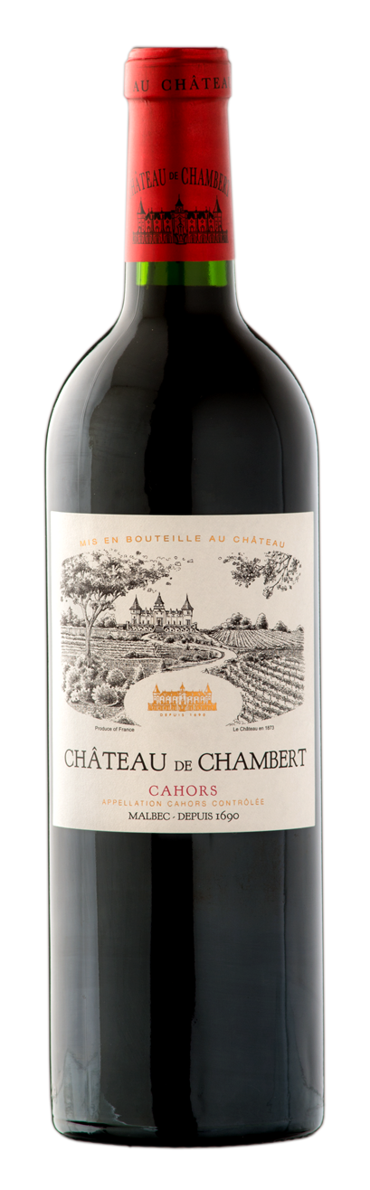 Château de Chambert, Cahors Malbec 2014
