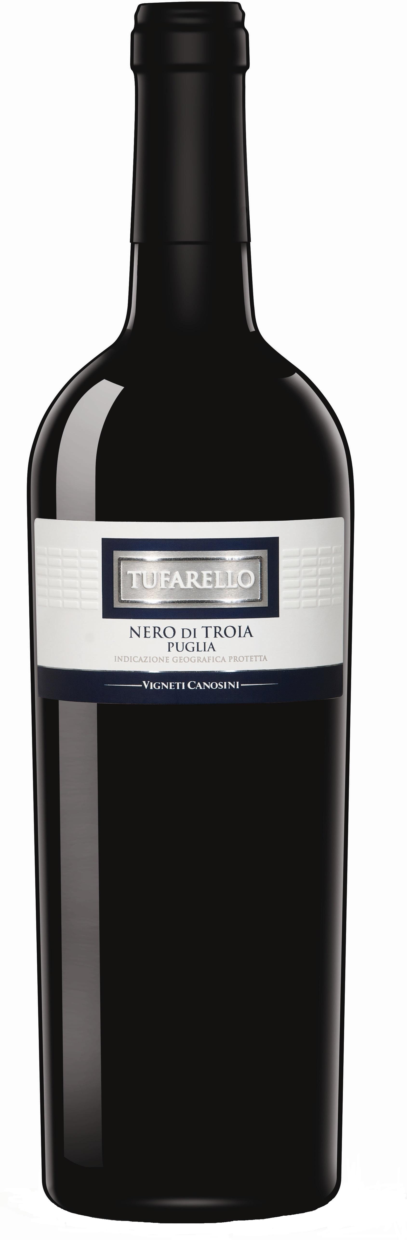 Tufarello, Nero di Troia `Vigneti Canosini` IGP Puglia 2016