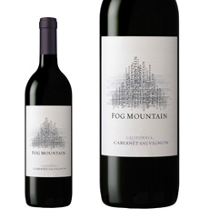 Fog Mountain, California Cabernet Sauvignon 2015