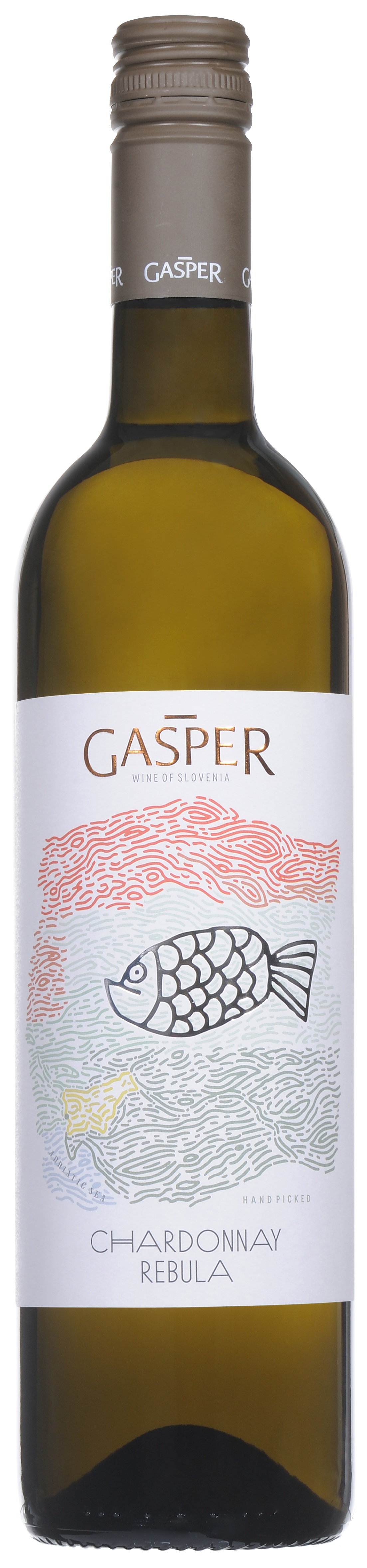 Gašper, Chardonnay/Rebula 2017