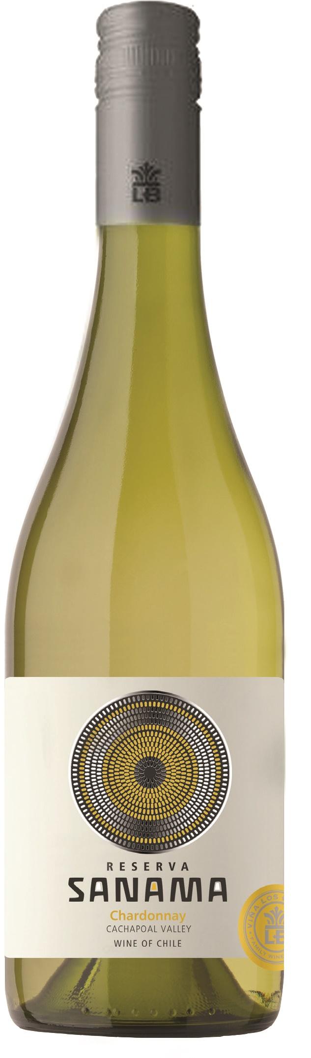 Sanama Reserva, Cachapoal Andes Chardonnay 2016