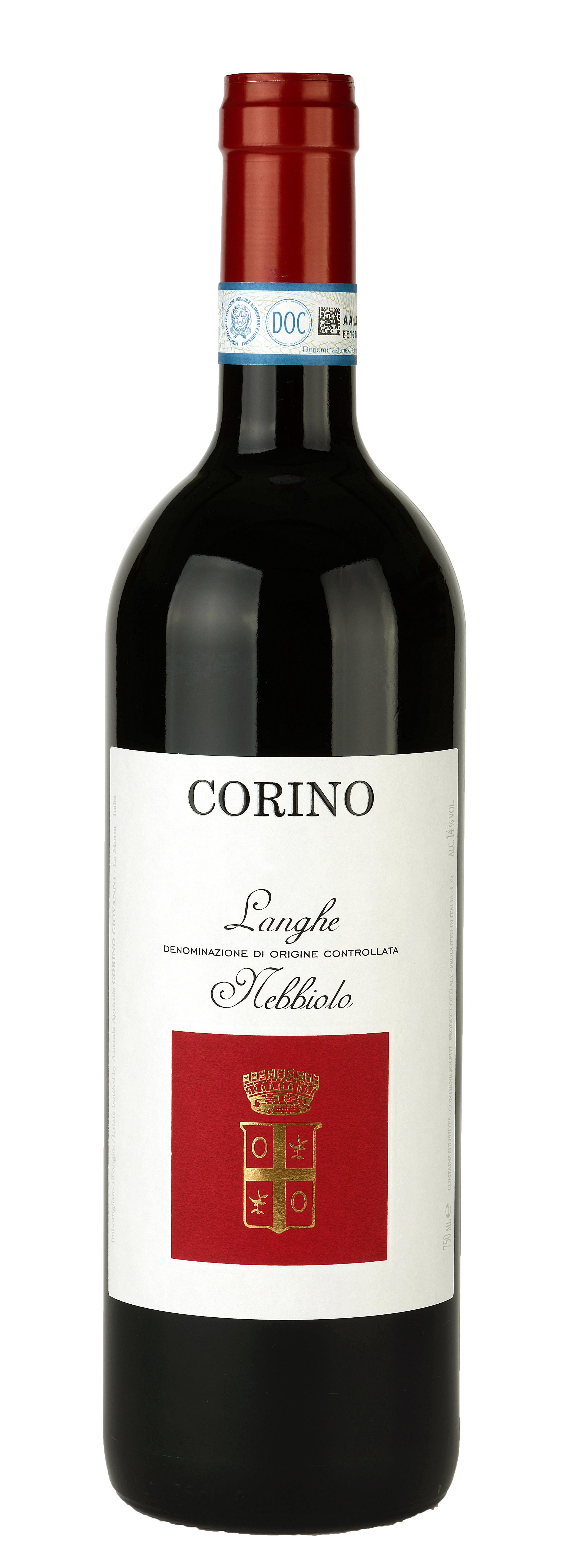 Corino Giovanni di Corino Giuliano, Langhe Nebbiolo 2016