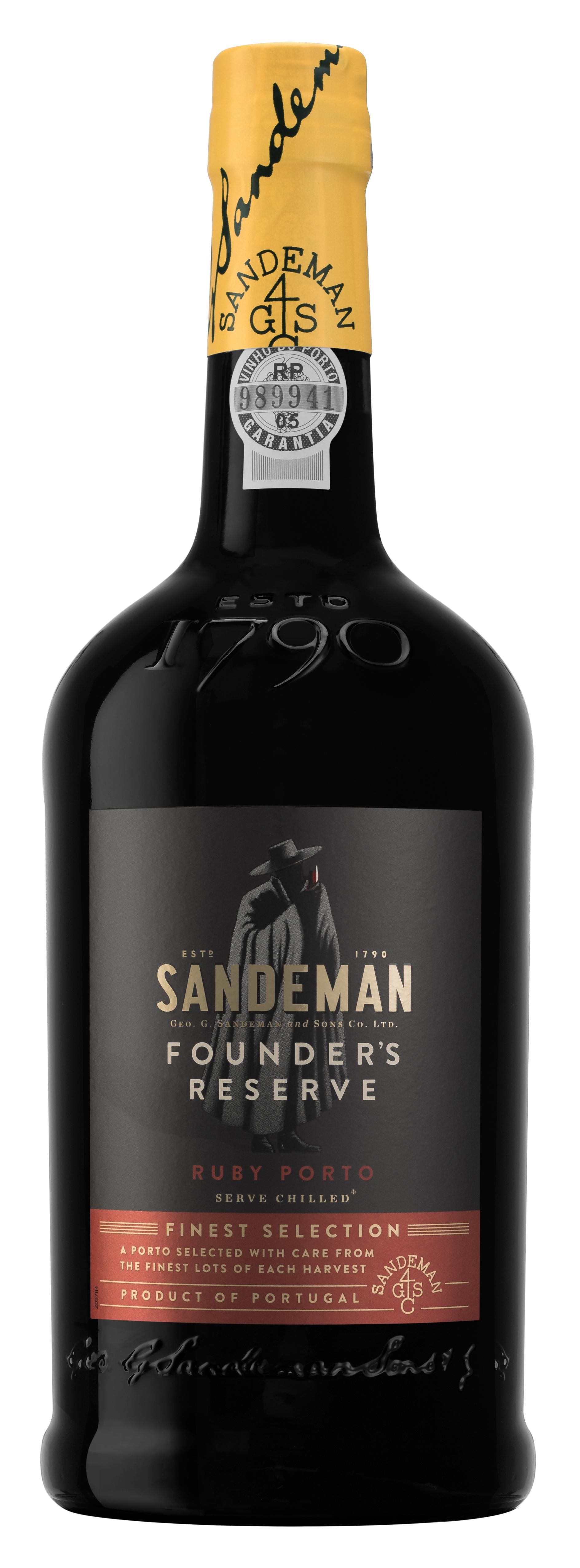 Sandeman, Founders Reserve Ruby Port NV