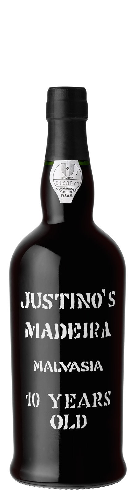 Justino's Madeira, 10 Year Old Malvasia NV
