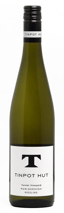 Tinpot Hut, `Turner Vineyard` Marlborough Riesling 2015