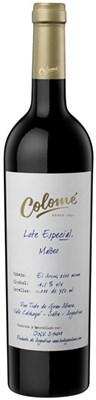 Bodega Colomé `Lote Especial`, `El Arenal` Salta Malbec, 2017, 75cl