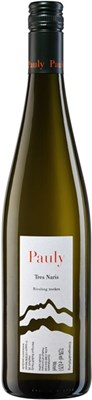 Axel Pauly, `Tres Naris` Mosel Riesling Trocken, 2018, 75cl