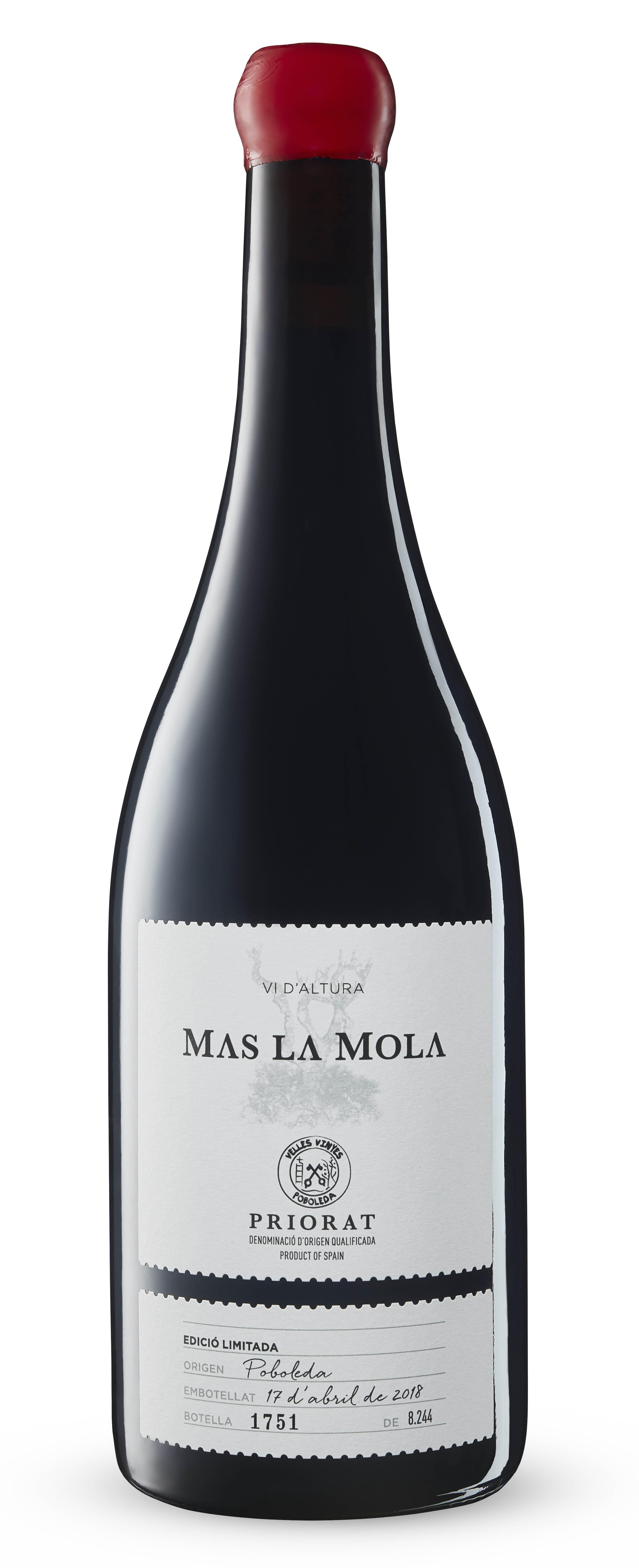 Mas La Mola, 'Vi d'Altura' Priorat 2015