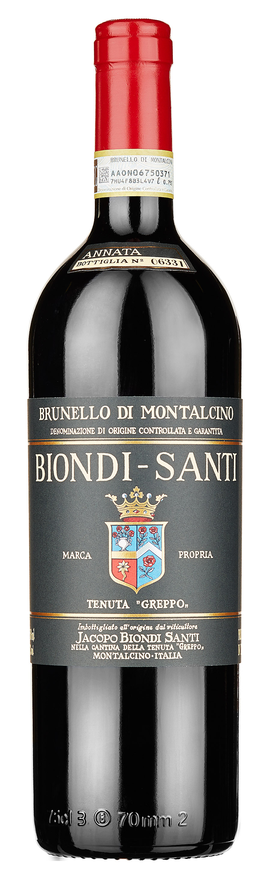 Biondi-Santi, Brunello di Montalcino 2012