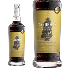 Sandeman Port, 20 Year Old Tawny Port NV