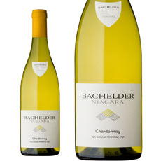 Bachelder, Niagara Chardonnay 2013