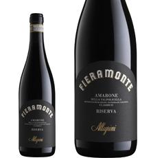 Allegrini, `Fieramonte` Amarone della Valpolicella Classico Riserva  2011