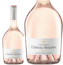 Château Beaulieu, `Cuvée Alexandre` Rosé Coteaux d'Aix-en-Provence 2017