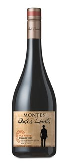 Outer Limits by Montes, `Old Roots` Itata Cinsault, 2017, 75cl