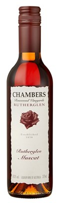 Chambers Rosewood Rutherglen Muscat HALF +