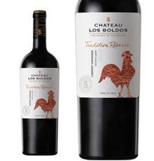 Château Los Boldos Tradition Réserve, Cachapoal Valley Cabernet Sauvignon 2017